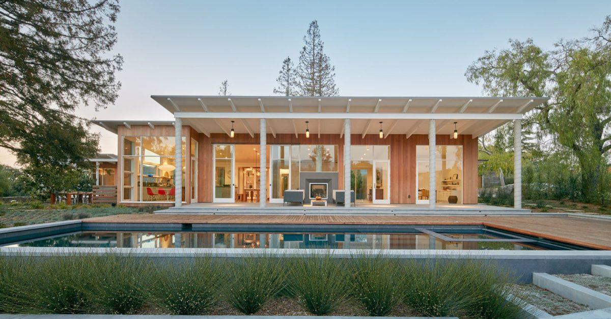 Dwell - Modern Day California Ranch House